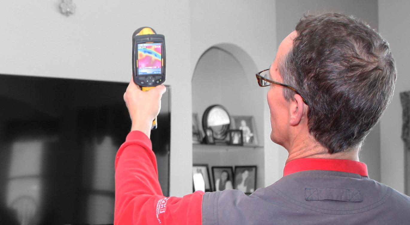 home infrared energy audit