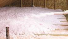 cellulose or fiberglass insulation