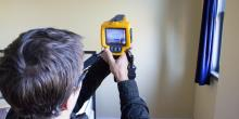 infrared camera energy audit Wisconsin Home Improvement